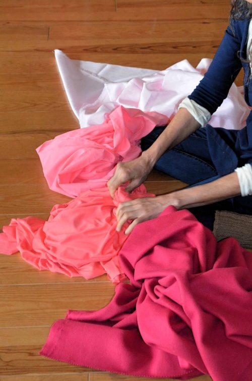 Le vêtements énergie -Anne Rose Lovink