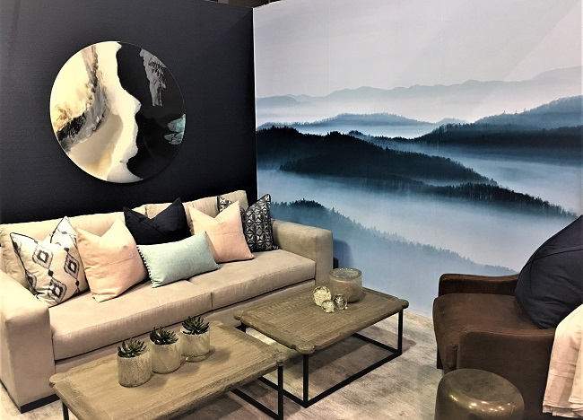 Décor, Design and Colourful Surprises at Decorex Durban 2017