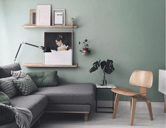 Minimalist Interiors For Colour Lovers Anne Roselt Design