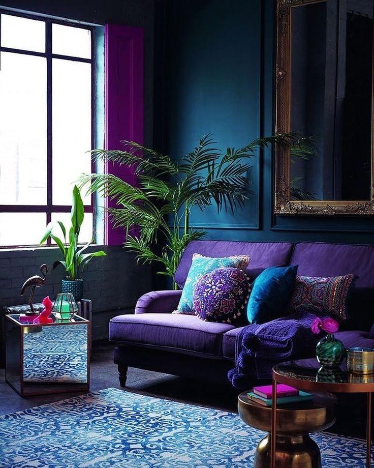 Creating Colour Harmony - Adjacent or Analogous Colour Scheme