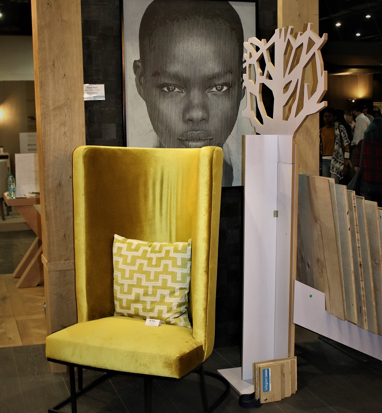 Colour and Creatives at Design Joburg