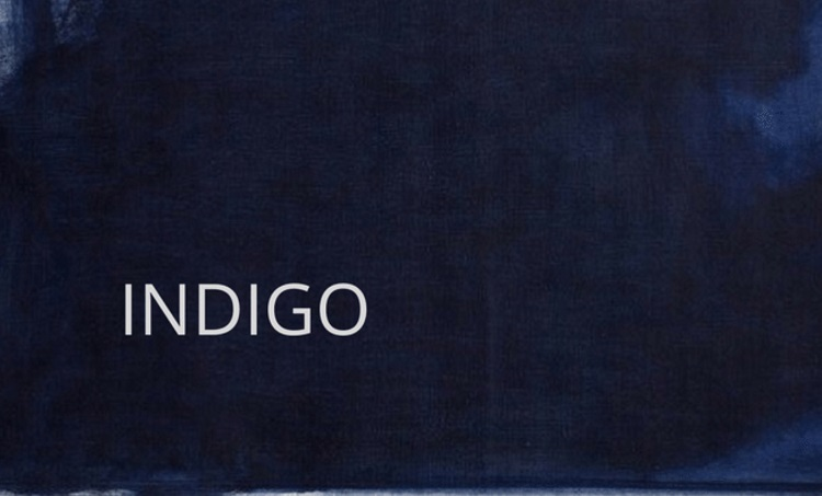 The incredible story of indigo