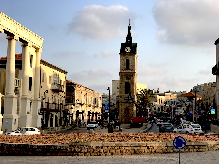 A Journey to Jaffa