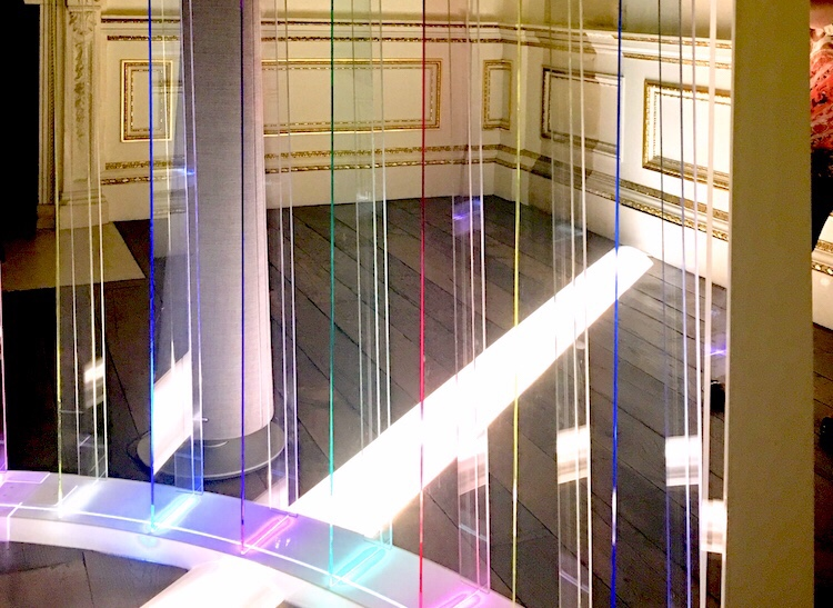 V&A Music & Light, a highlight of London Design Festival