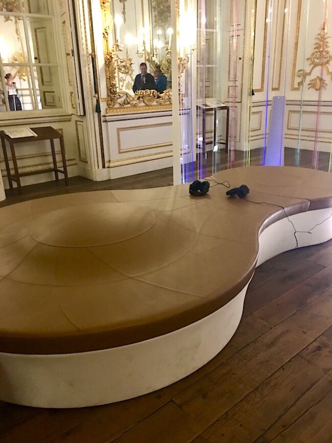 The V&A Music Room, a Highlight at London Design Festival.