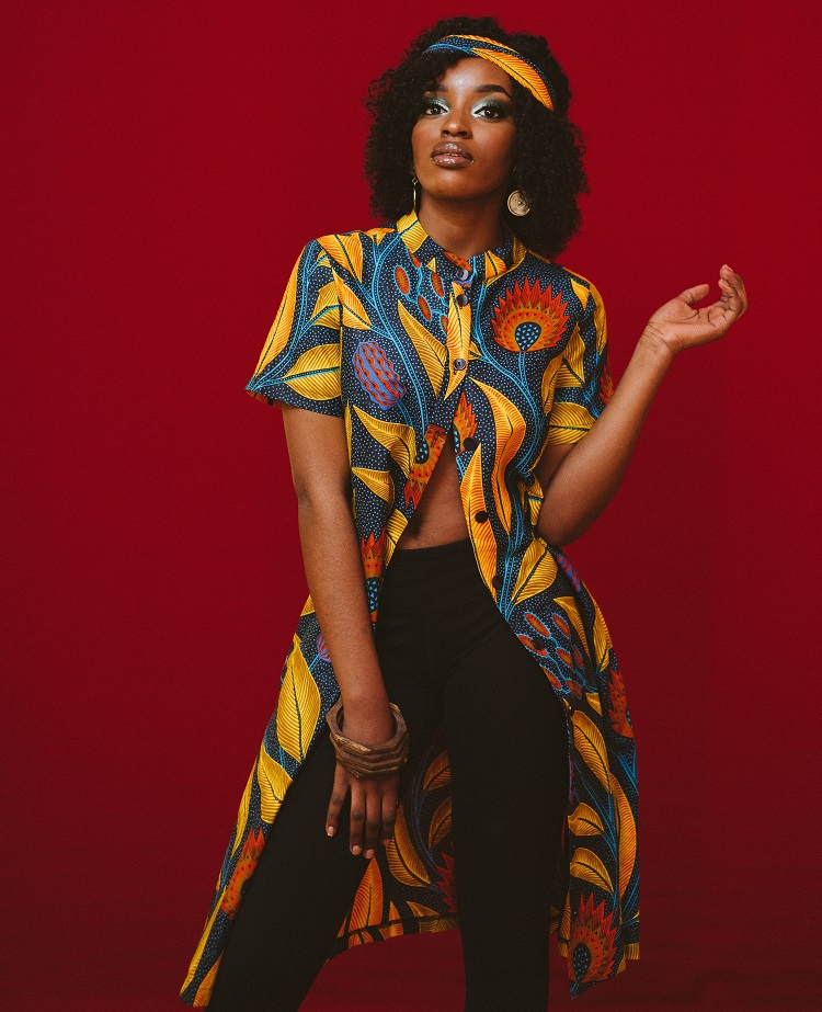 Ell Sol African Chic Fashion