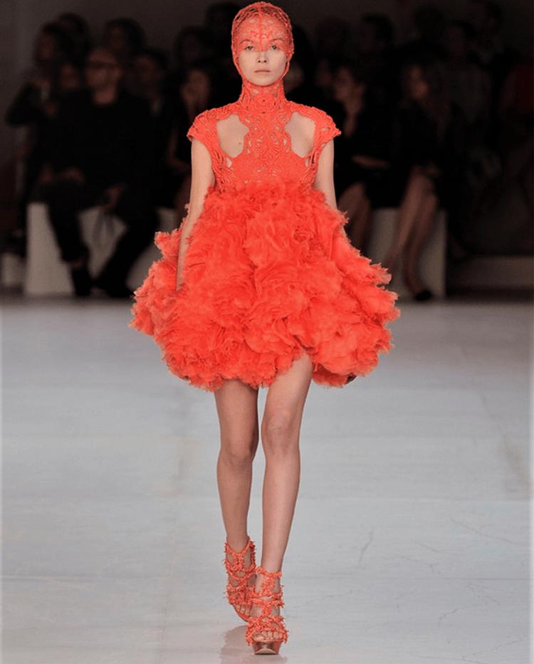 Alexander-McQueen-2012-Coral