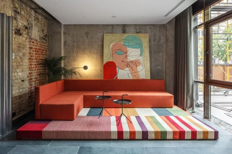 Bauhaus-style Bursa Hotel