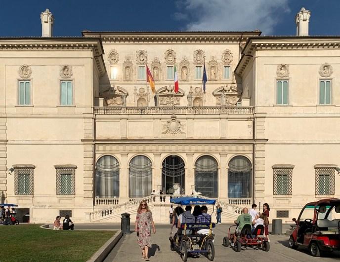 Villa Borghese - Galleria Borghese