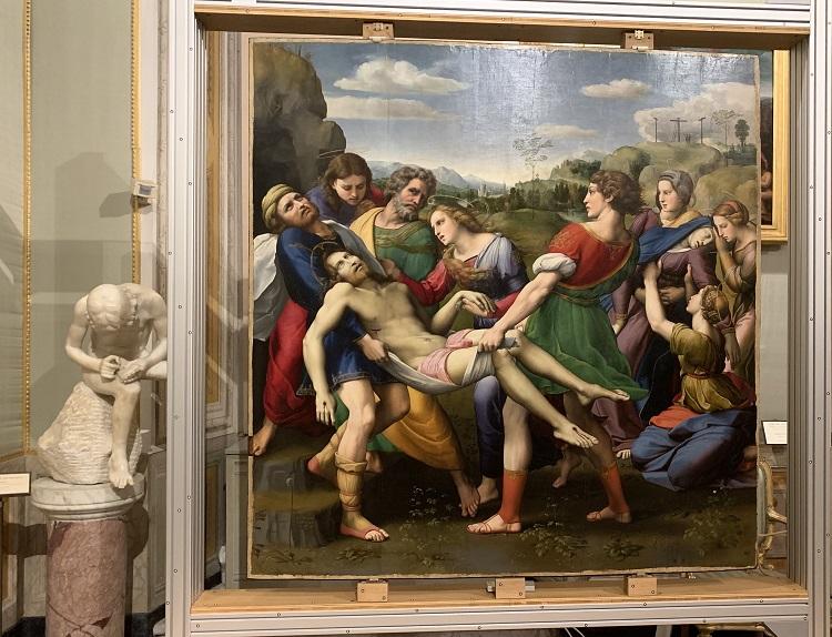 Raphael, The Deposition, 1507