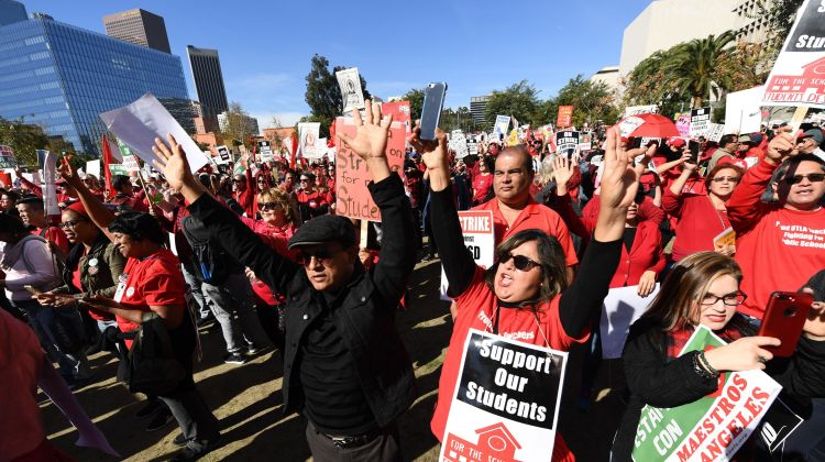 Teacher  strikes:  What's  next  in  your  state