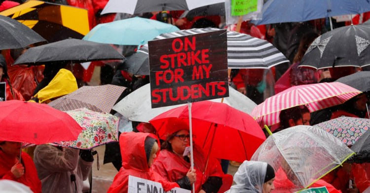 America's  Educators  Are  Introducing  a  Rebellion