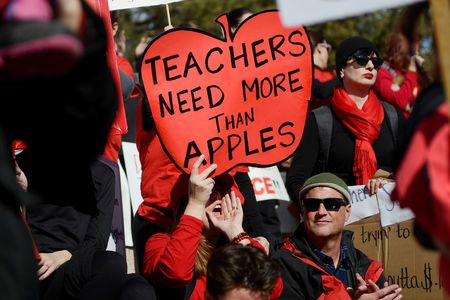 Explainer:  Denver  teachers  strike  obstacles  landmark  reward  pay  scheme
