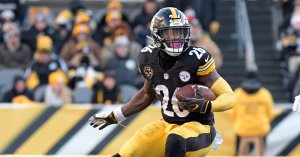 Denver Le'Veon  Bell  to  Join  Jets  After  Sitting  Out  Season