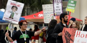 The  Oakland  teachers  strike  ends  with  tentative  deal  for  a  pay  raise
