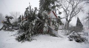 'Bomb  cyclone'  brings  blizzards,  flooding  and  hurricane-force  winds  to  main  US,  and  it's  not  over