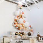 Diy Balloon Garland From Our Baby Shower Anne Sage