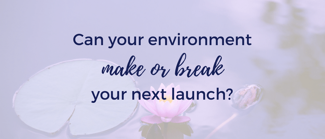 environment make or break launch