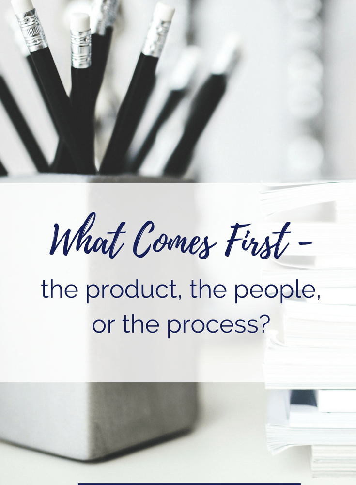"""""""what comes first"""