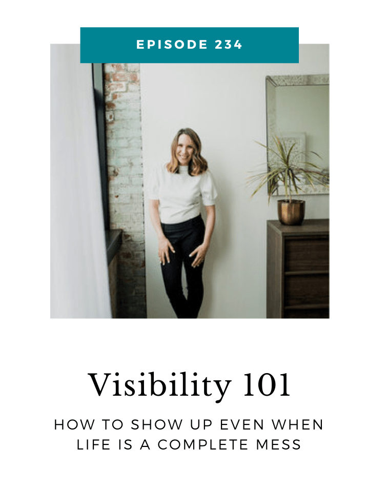 visibility