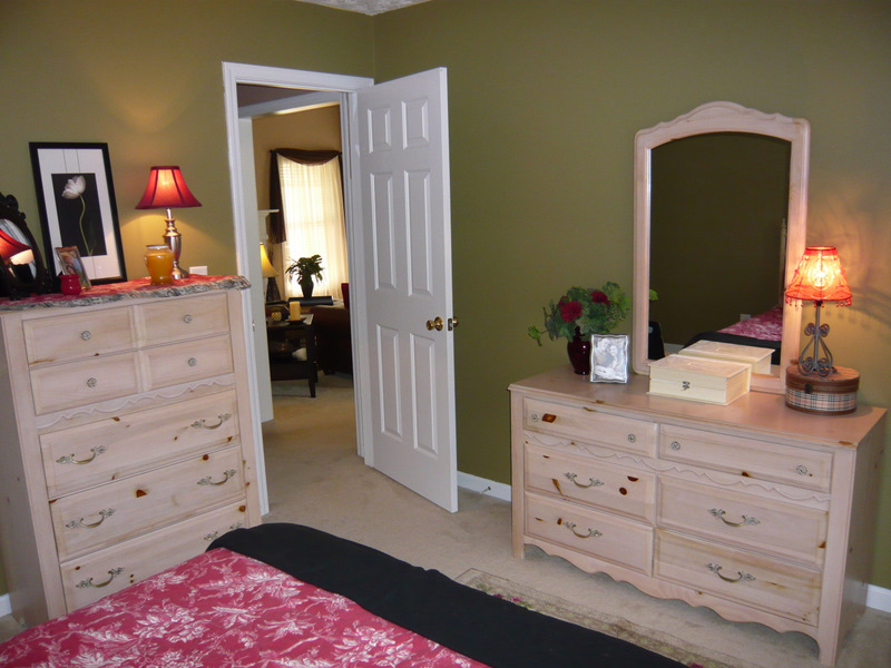 Dresser ReFinish with Annie Sloan Chalk Paint  Annes