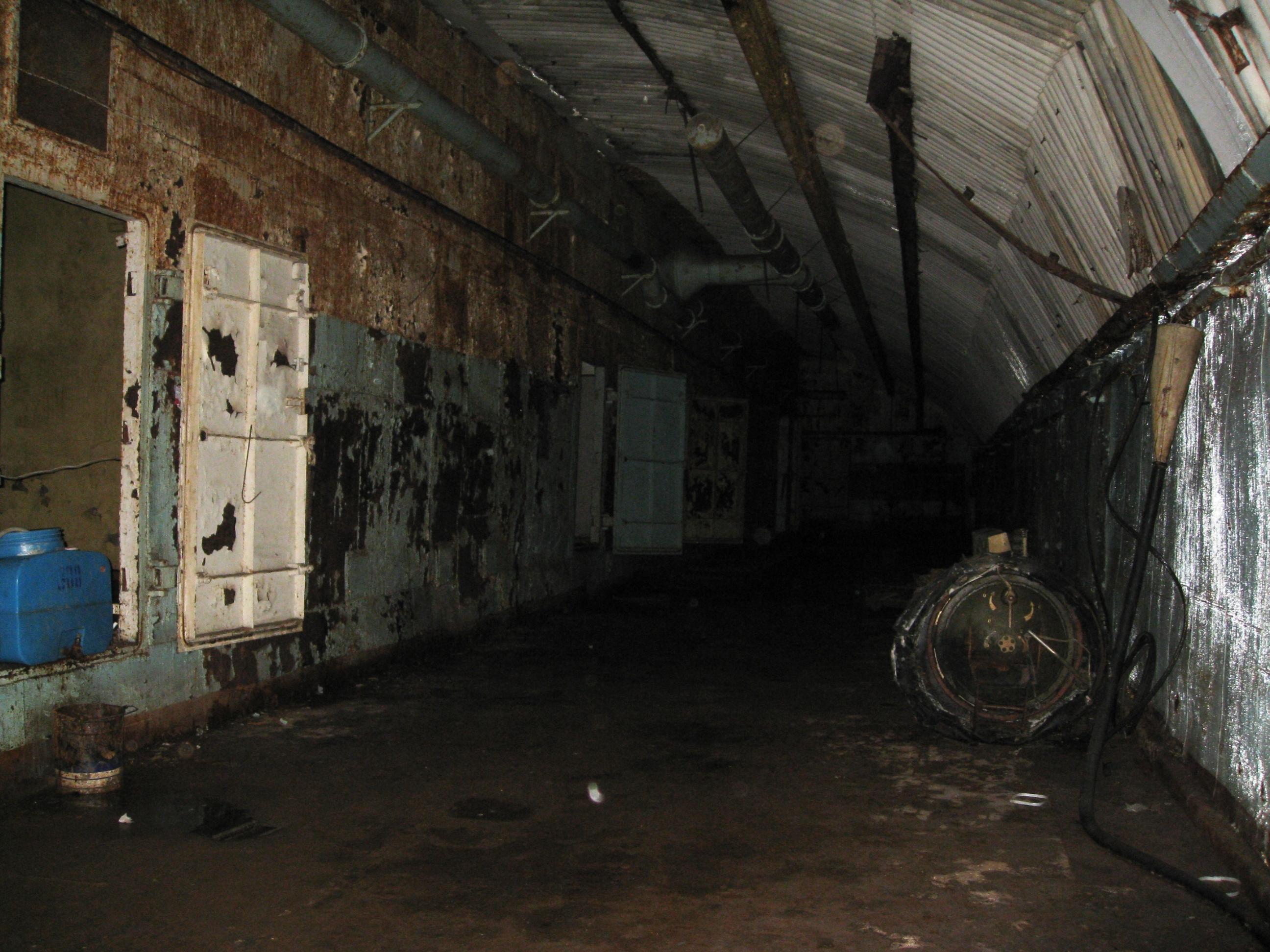 Derelict Passage