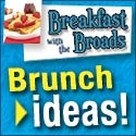 Brunch and Breakfast Recipes Weekly!