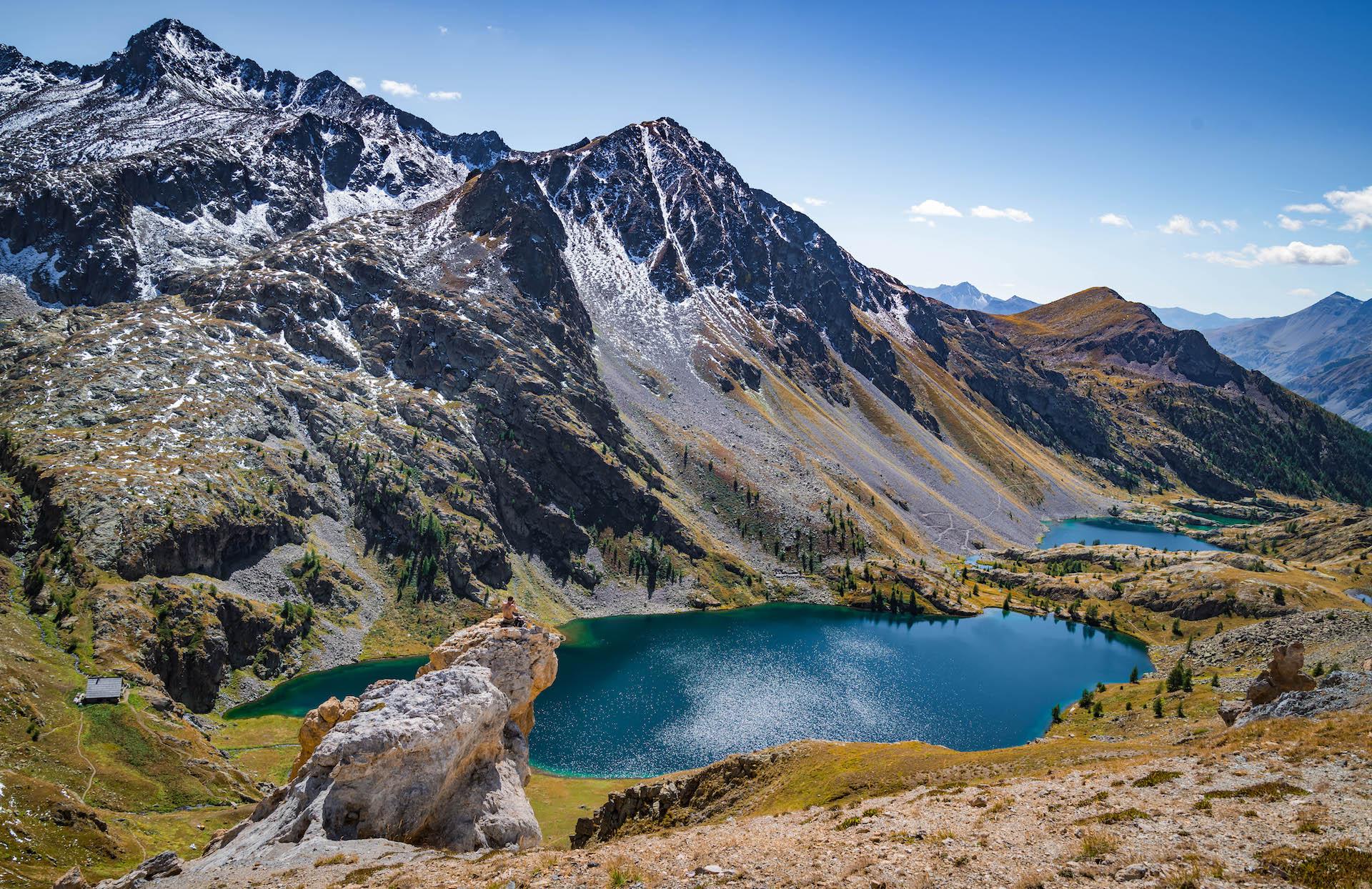Lacs de Vens - Département des Alpes-Maritimes