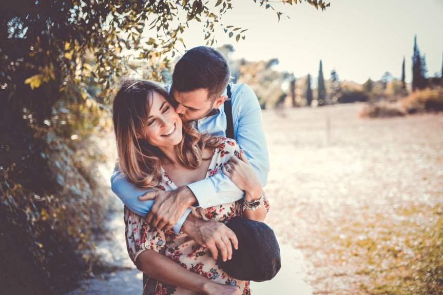 Photographe séance couple Mougins