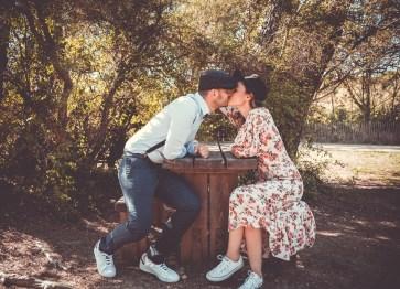 Photographe couple Mougins