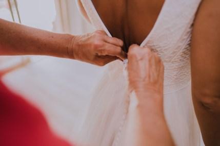 Préparatifs mariée Mouans-Sartoux