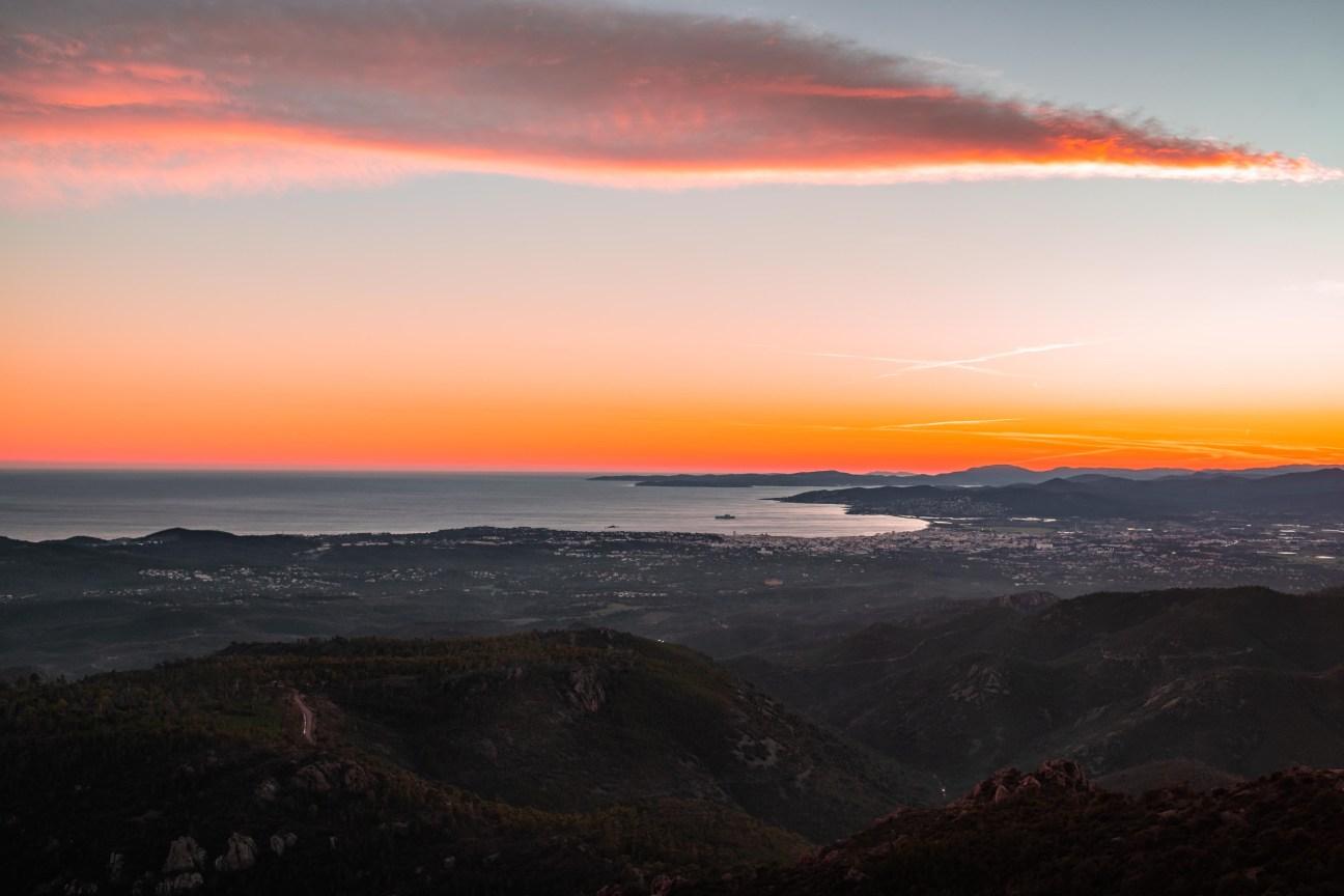 Mont Vinaigre, Fréjus