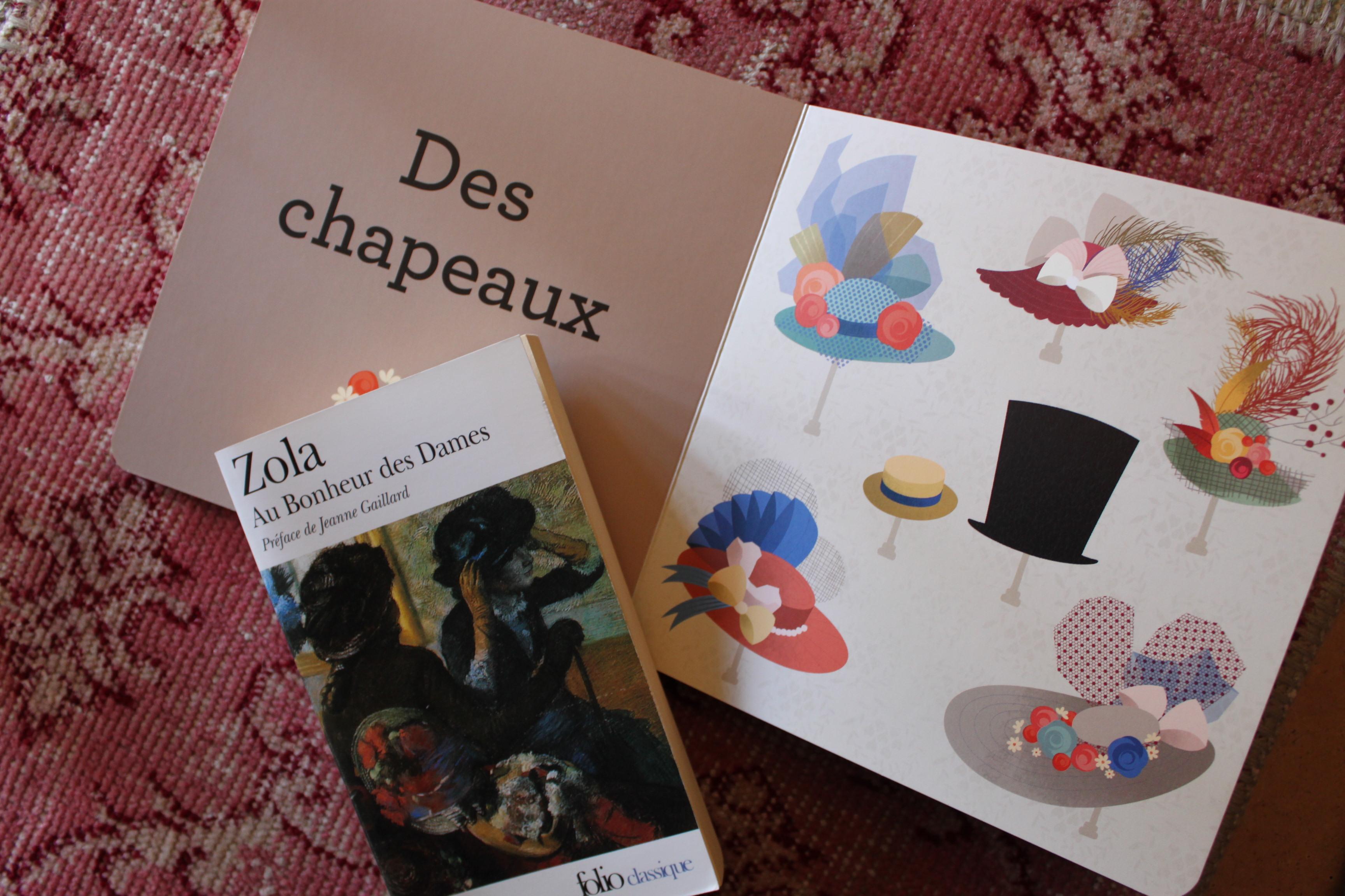 Au Bonheur des dames petit imagier des vtements  AnneSophie Tilly