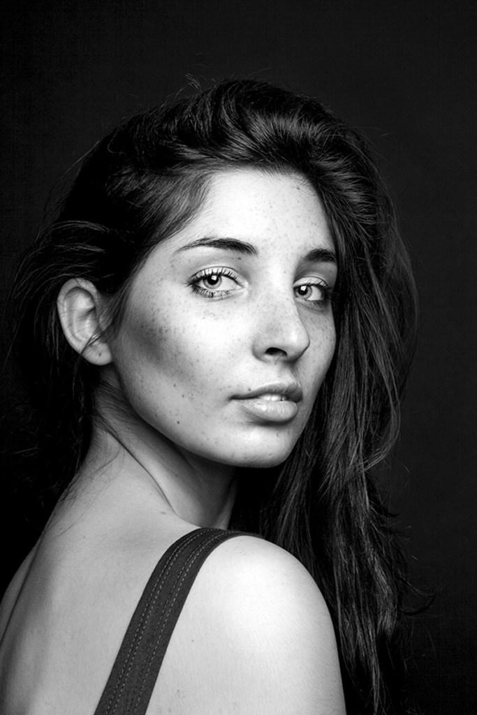 Portrait - Amandine