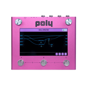 Poly Effects - Digit guitar pedal