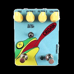 croak guitar pedal