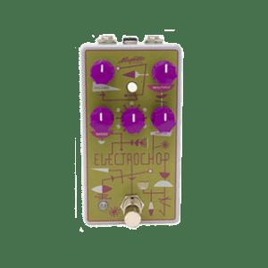 Electrochop guitar pedal