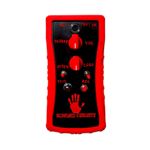 lo-fi sampler guitar pedal