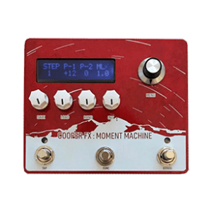 cooper machine guitar pedals
