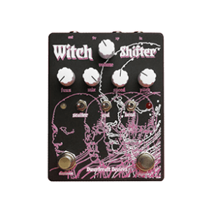 witch shifter guitar pedals