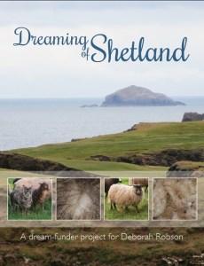 Dreaming of shetland cover jpg