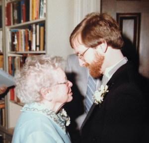Bill and Gramma Gray