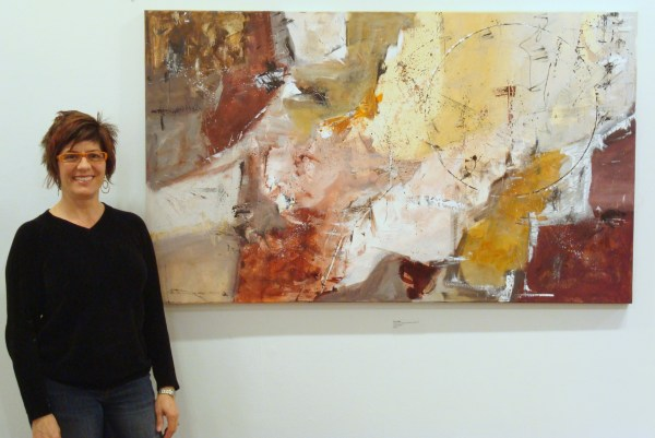 Large Abstract Paintings Ann Etheridge Studios