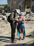 Travelling with Dr Schoch in Turkey