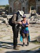 Travelling with Dr Schoch in Turkey