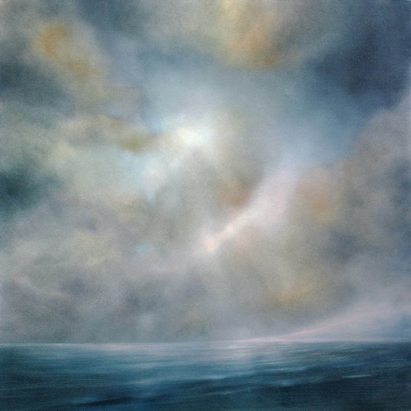painting of a seascape