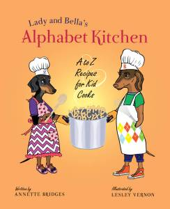 Alphabet Kitchen book front cover