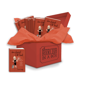 Book Club in a Box - Lipstick