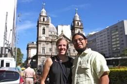 Exploring Downtown Rio