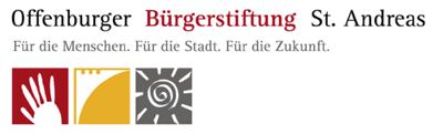 Logo der Offenburger Bürgerstiftung St. Andreas